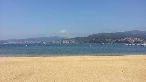 Arroz de marisco con entrante para 2 personas a pie de playa