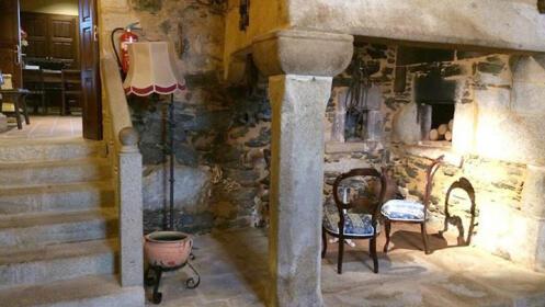 Escapada a pazo medieval Costa da Morte