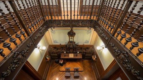 Escapada en un palacete del siglo XIX.  Villa Garden Braga**** (Portugal)