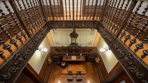 Escapada con historia, en un palacete del siglo XIX. 1 o 2 noches con opción a comida en Braga.