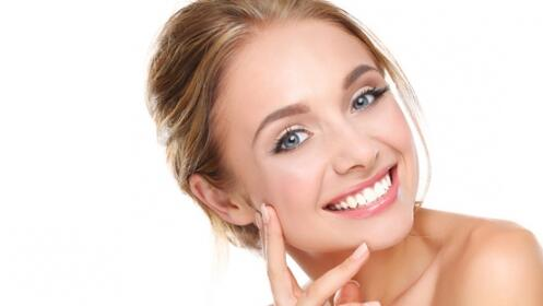 Mascarilla facial con terapia de oro + peeling + masaje