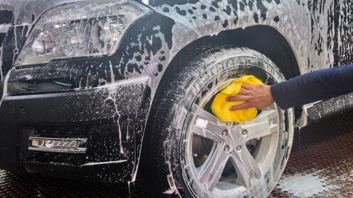 Lavado interior y exterior coche con opción a Tapicería