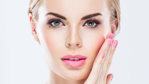 Fotorrejuvenecimiento con tratamiento facial específico con masaje y mascarilla a elegir
