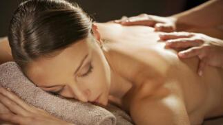 1 ó 2 masajes con aceites esenciales