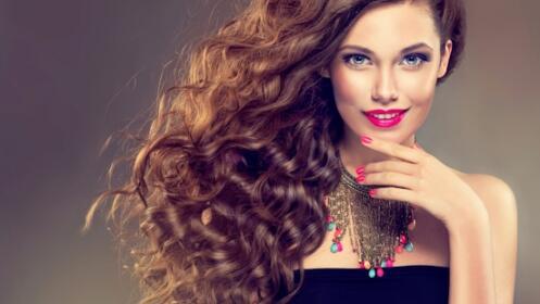 Exclusiva sesión de peluquería en Rosa María Moreda