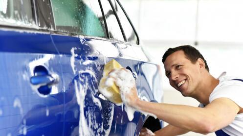 Limpieza vehículos y furgonetas