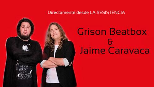Entradas Grison Beatbox y Jaime Caravaca en Celanova. Domingo 22 diciembre. ¡Oferta limitada!