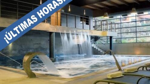 Escapada de lujo: Alojamiento, Desayuno, Circuito termal en el Hotel Oca Vila de Allariz