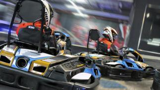 2 o 3 carreras con los mejores karts ¡Oferta limitada!