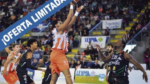 Abono partido Leyma Coruña - Cáceres