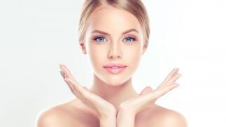 Tratamiento facial con ácido glicolico