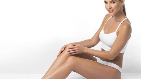 Elimina la celulitis con maderoterapia y plataforma vibratoria.