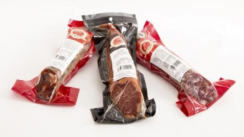 Chorizo y Salchichón ibérico + Lomo reserva
