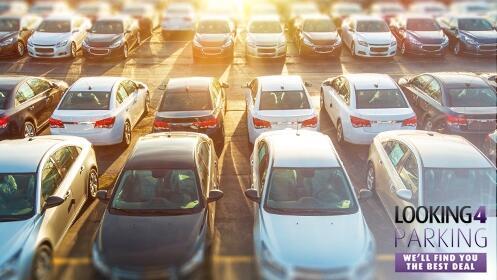 -18%dto. en parkings de aeropuertos, estaciones de tren y puertos