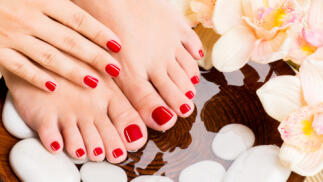 Manicura y pedicura ¡Presume de manos y pies!