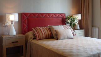 Estancia de lujo. En exclusivos Apartamentos Class&Confort. Para 4-6 personas. Portonovo (Sanxexo)
