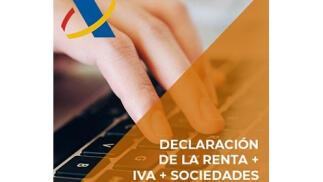 Curso online: declaración de la renta + IVA + sociedades