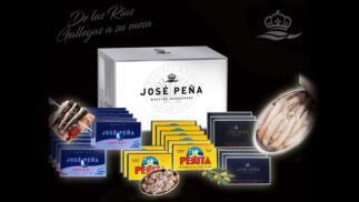 Lotes de latas de conserva gallega artesana y tradicional, packs variados. 100 años de tradición conservera