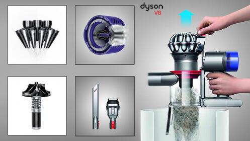 Aspirador Dyson V8 Animal+
