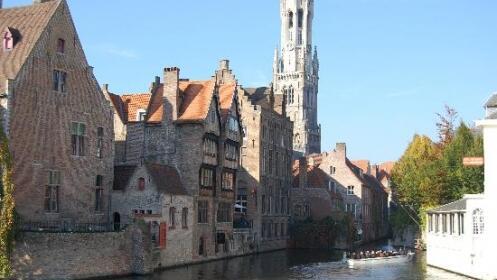 Brujas: la Venecia del Norte (hotel 3* y vuelos incluidos)