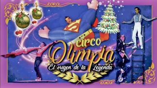 Entradas para niños y adultos Circo Olimpia en Ferrol ¡Oferta limitada!