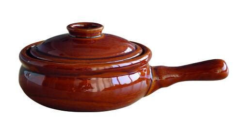 Cazuela de cerámica para microondas