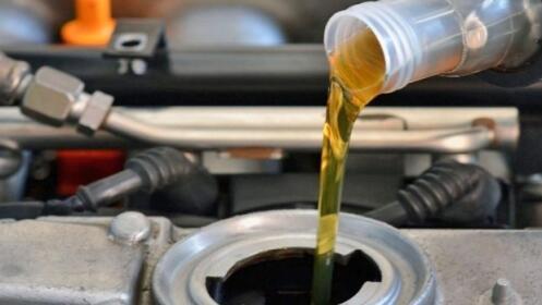 Cambio de aceite y filtro con revisión de vehículo