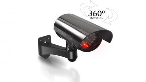 Replica de cámara de Seguridad Dummy 2 colores