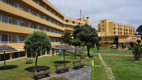 Escapada con alojamiento y desayuno en un gran complejo del Norte de Portugal.