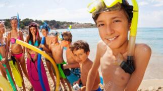 Campsurf Santa Cristina. 5 días de Campamento multiactividad de 6 a 17 años