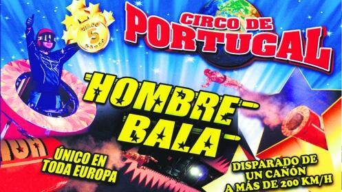 Entradas Circo de Portugal en Pontevedra. Hasta domingo 22 ¡Oferta limitada!