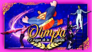 Entradas para niños y adultos Circo Olimpia en Viveiro