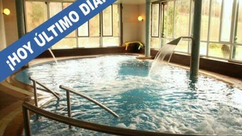 Escapada a balneario ¡Descanso y relax en un entorno natural envidiable!