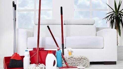 4 horas de limpieza general para viviendas, oficinas o locales