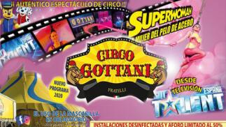 Entradas Circo Gottani Noia ¡Oferta limitada!