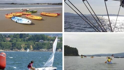 "Campamento náutico semanal ""Semana Azul"""