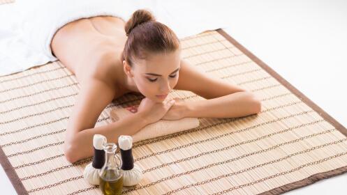 Exfoliante corporal con manteca de karité e hidratación con aceites esenciales