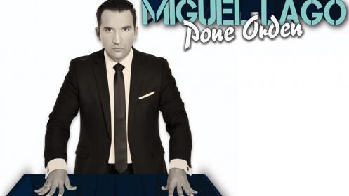 Entradas MIGUEL LAGO en Lugo. Sábado 7 septiembre. ¡Oferta limitada!