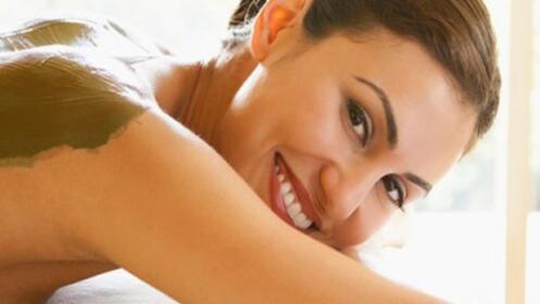 Masaje con tratamiento corporal chocolaterapia