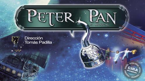 Entradas PETER PAN - EL MUSICAL en Vigo. Viernes 20 de julio ¡Oferta limitada!
