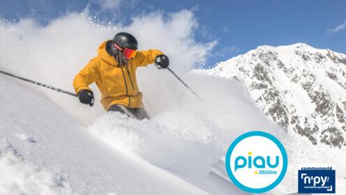 ¡Ven a respirar aire fresco a Piau-Engaly con nosotros y disfruta en su estación de esquí!