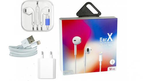 Pack esencial para iPhone 7/7PLUS/8/8PLUS/X/Xs/XsMax/Xr