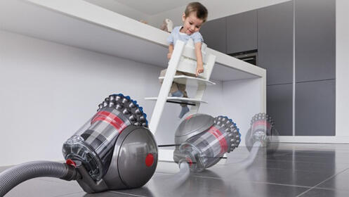 Aspiradora con cable DYSON Big Ball Multifloor 2