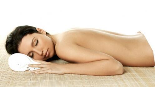Peeling corporal con hidratación