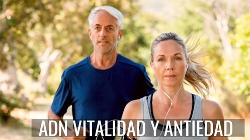¡Frena el envejecimiento!: estudio genético que mejora tu vitadidad