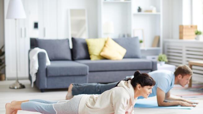 ¡Llévate el gimnasio a casa! Plan de entrenamiento on line trimestral, semestral o anual