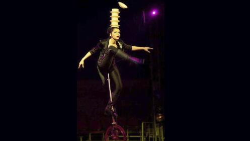 Entradas para niños y adultos Circo Olimpia en Burela
