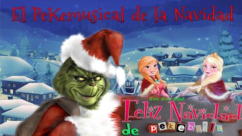 Entradas EL PEKEMUSICAL DE LA NAVIDAD en Santiago. Sábado 21 diciembre. ¡Oferta limitada!