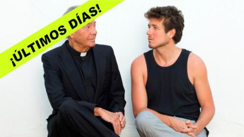 Entradas para la obra Enfrentados, con Arturo Fernández ,18 agosto ¡Oferta limitada!