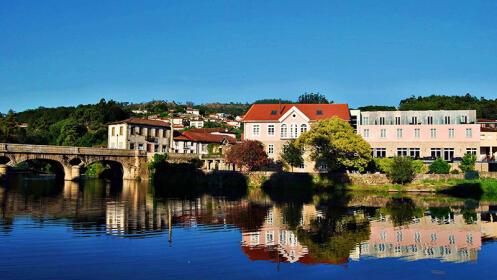 Fantástica escapada 4* con alojamiento, desayuno y spa. Arcos de Valdevez (Portugal)